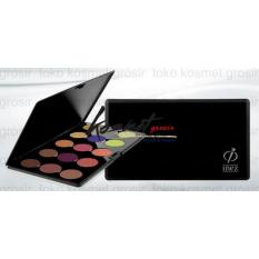 Inez Professional Color Palette Eyeshadow