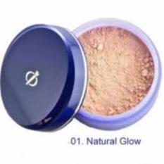 Inez Face Powder - Bedak Tabur No. 01 Natural Glow - Original
