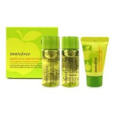 Harga Innisfree Apple Juicy Special Cleansing Kit Termahal