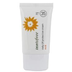 Spesifikasi Innisfree Daily Uv Protection Cream Mild Spf 35 Sunblock Sun Cream Yang Bagus