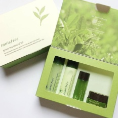 Spek Innisfree Green Tea Special Kit 4Items