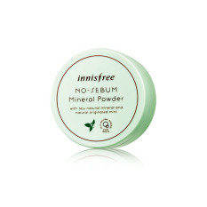 Spesifikasi Innisfree No Sebum Mineral Powder 5 Gr Innisfree
