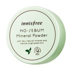 Review Toko Innisfree No Sebum Mineral Powder 5G