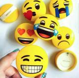 Ulasan Innisfree No Sebum Mineral Powder Emoji Series