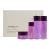 Review Terbaik Innisfree Orchid Special Kit 4Items