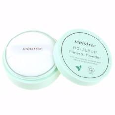 Jual Innisfree Original No Sebum Mineral Powder Innisfree Original Import Korea Di Bawah Harga