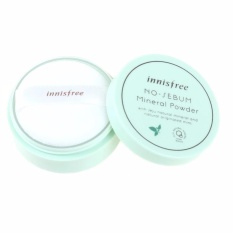 Beli Innisfree Original No Sebum Mineral Powder Innisfree Original Import Korea Murah