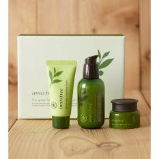 Jual The Green Tea Seed Serum Special Care Set Innisfree Murah