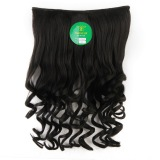 Diskon Instaclip Hairclip Short Curly Black 50 Cm Hair Clip Klip Keriting Korea Hitam Big Layer Full Head Akhir Tahun