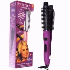 INSTYLER IONIC STYLER PRO 2 In 1 ALAT CATOK RAMBUT CATOKAN ROTATING HAIR IRON PELURUS KERITING /VAGANZA
