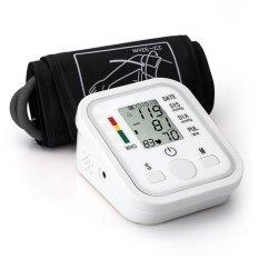 Harga Intelissense Digital Arm Blood Pressure Monitor Sphgmomanometer Tensimeter Alat Ukur Tekanan Darah Lengan Atas J 003 White Baru