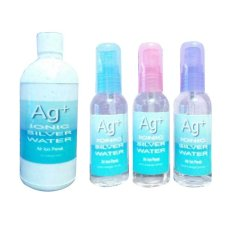 Review Toko Ionic Air Ion Perak Ag Ionic Silver Water Paket Mitra 500 Ml
