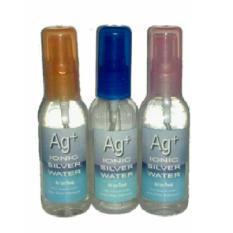 Harga Ionic Air Ion Perak Ag Ionic Silver Water Paket Mitra Spray 60 Ml Isi 50 Botol Ag Spray 60 Ml Bonus 5 Botol Ag Spray 60 Ml Original