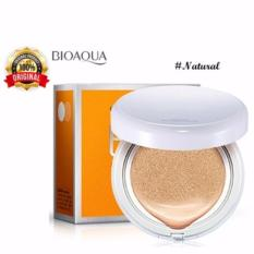 Toko Irmie Store Bioaqua Bb Cream Air Cushion Extreme Bare With Spf50 Bedak Wajah Natural Color Online Indonesia