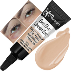 Jual It Cosmetics Bye Bye Under Eye Anti Aging Concealer Neutral Medium Travel Size 3 25Ml Original