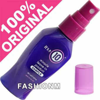 Diskon It S A 10 Miracle Leave In Product 59 1Ml Sample It S A 10