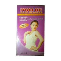 Jual Beli Ivoni Oil Obat Cream Perontok Bulu Tercepat Dan Permanen Indonesia