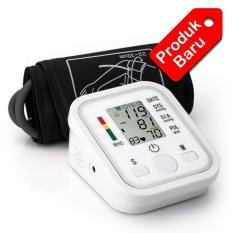 Dimana Beli J 003 Tensimeter Digital Lengan Pengukur Tekanan Darah Blood Pressure No Brand