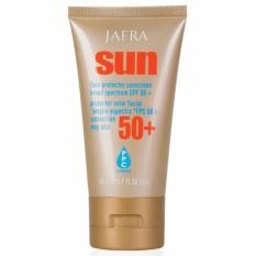 Spesifikasi Jafra Face Protector Sunscreen Broad Spectrum Spf 50 I 75Ml Dan Harga