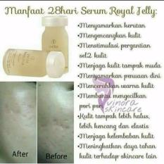 Beli Jafra Royal Jelly Concentrate Dengan Kartu Kredit