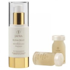 Harga Jafra Set Royal Jelly Milk Balm 2 Vials Royal Jelly Concentrate Paling Murah