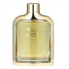 Jaguar Classic Gold Men Edt 100Ml Asli