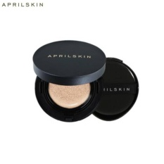Jual Jamin Ready Kemasan Baru No 23 Natural Beige April Skin Magic Snow Cushion Black Branded Murah