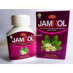 Beli Jamrol Herbal Pelebur Lemak Darah Kolestrol Jamkho Murah