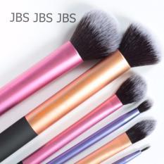 Jbs Kuas Real Tech Sam S Picks Makeup Brush Kuas 6Pcs Jbs Diskon 50