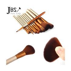 JBS New York makeup brush / Profesional Kuas 12 N5 Brush Set / Kuas set  NKD / K - 036