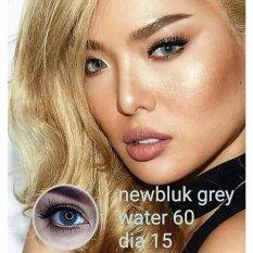 JBS Newbluk Softlens - Gray + Lenscase
