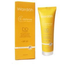 JBS - Wardah C-Defense DD Cream - Light 20 ml