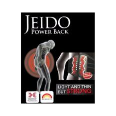 Spesifikasi Jeido Power Back Size M Alat Terapi Tulang Belakang Dan Harga