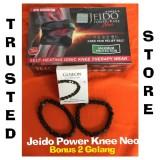 Harga Jeido Power Knee Neo Size L Generasi Terbaru Jeido Power Knee Bonus 2 Gelang Baru