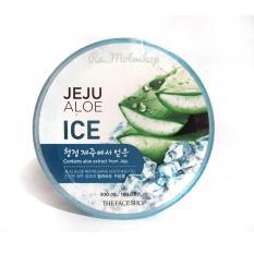 Harga Jeju Aloe Ice Refreshing Shooting Gel Indonesia