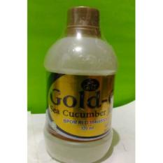 Jual Jelly Gamat Gold G 320 Ml Online Indonesia