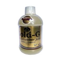 Harga Jelly Gamat Gold G 320Ml Original 100 Gamat Kualitas Gold G Murah