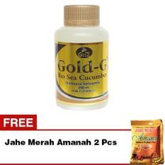 Jelly Gamat Gold G Asli Original 100% Bergaransi 250ml
