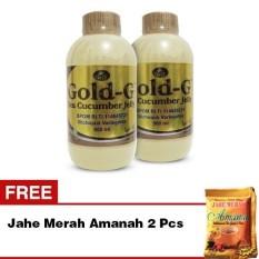 Jelly Gamat Gold G Asli Original 100% Bergaransi 500ml