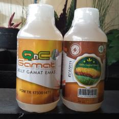 Jual Jelly Gamat Qnc Paket Hemat 3 Botol Branded