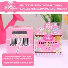 Jual Jellys Pure Cream By Jellys Original Thailand 100 Antik