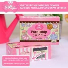 Harga Jellys Pure Soap By Jellys Original Thailand 100 Baru Murah