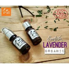 Harga Jen 10Ml Organic Lavender Essential Oil Ecocert Certified Jen Original