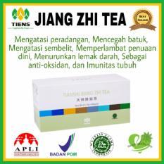 Jual Jiang Zhi Tea Penyembuh Asam Urat Kolesterol Diabetes Dan Pelangsing Tubuh Tiens Supplement Murah