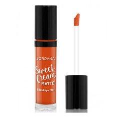 Toko Jordana Lipstick Sweet Cream Matte Liquid Lip Color Mango Sorbet Jordana