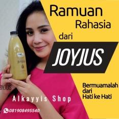 Review Joy Jus Minuman Pelangsing Badan Slim Juice Jus Kurus Alami Best Seller Terbaru