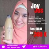 Joy Jus Original 100 Jus Pelangsing Herbal Alami Promo Beli 1 Gratis 1