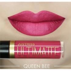 Lip Cream Matte Just Miss Lipstick Ultimatte Just Miss Water Proof