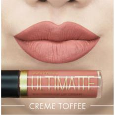 Lip Cream Matte Just Miss Lipstick Ultimatte Just Miss Water Proof
