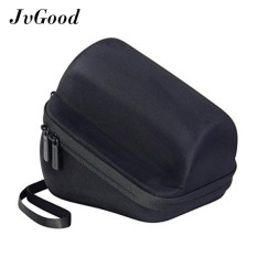 Ulasan Lengkap Jvgood Hard Case Upper Arm Blood Pressure Monitor Hard Travel Case Bag Box Intl